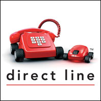 direct line Direct Line   the number one insurer
