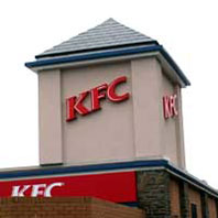 kfc KFC and the internet