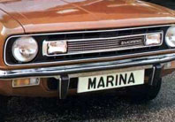 morris marina 1975 Longbridge merger that put it on the road to ruin