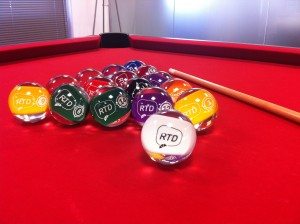 Results Through Digitial pool table