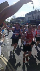 London Marathon marketing winners â