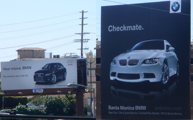 BMW Checkmate