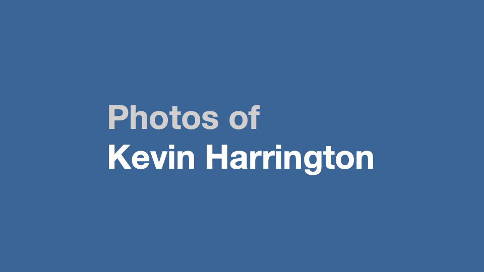 Photos of Kevin Harrington